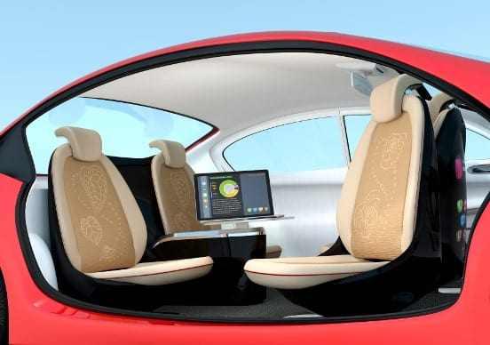 zelfrijdende autos
